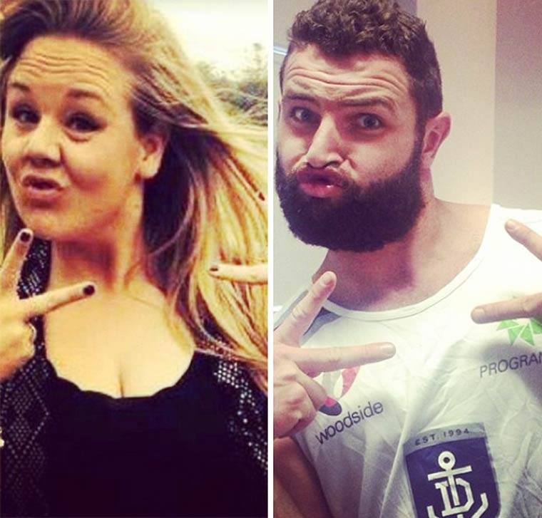 This Australian Guy Hilariously Recreating Tinder Profile Pictures (20+ Pics)