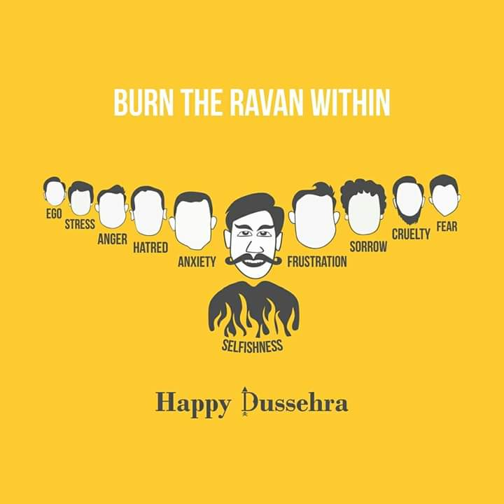 Happy Dussehra (Vijayadashami)