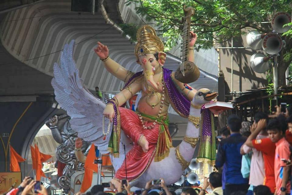 Ganesh Chaturthi - Lord Ganesha Idols (18 Pics)