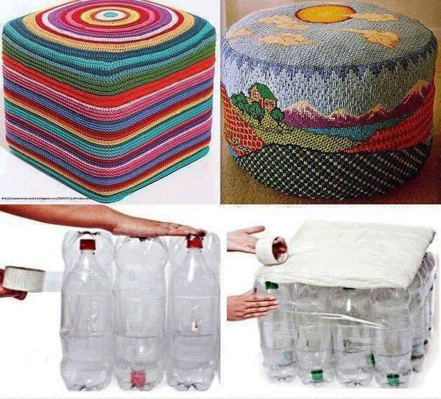 10+ Most Amazing Creations Made With Plastic Bottles