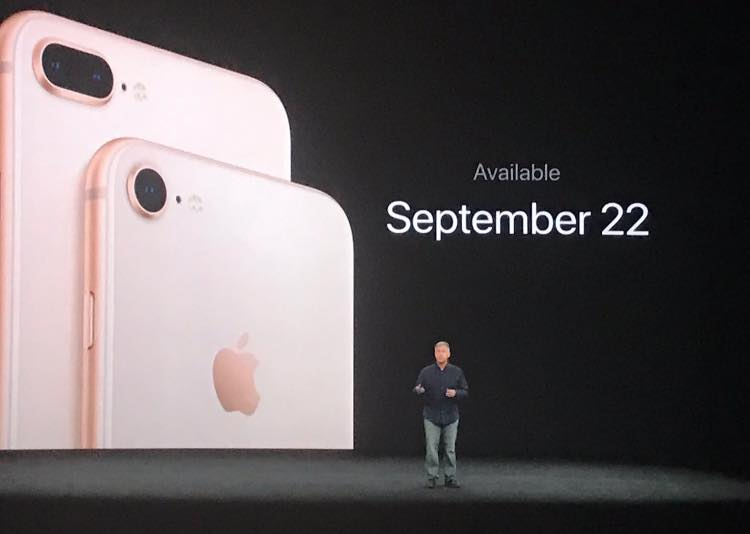 Apple Event: All You Need To Know About iPhone X, iPhone 8
