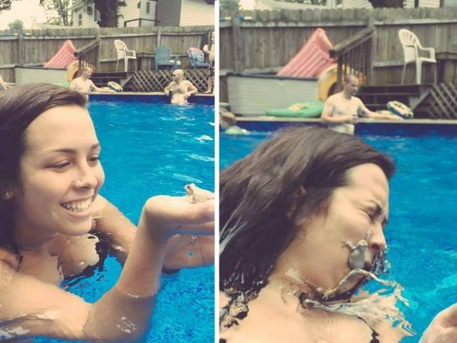 Perfectly Timed Photos Showing How Hilarious the World Is (20+ Pics)