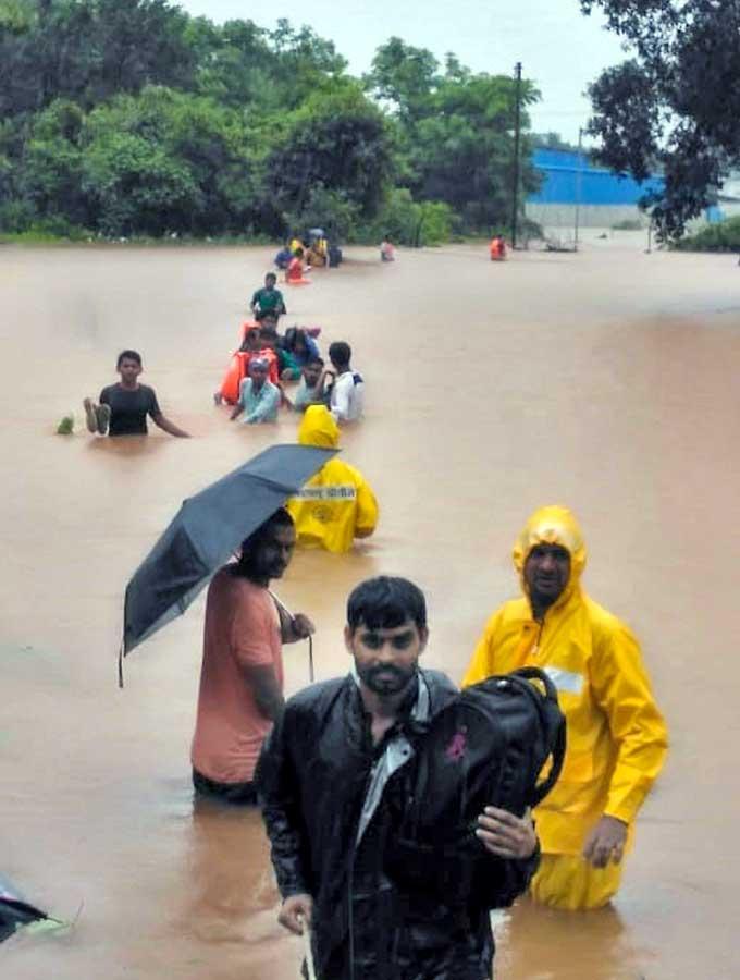 Maharashtra Rains Live Updates