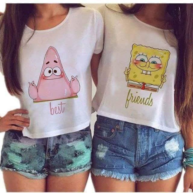Best Friendship T-Shirts (8 Pics)