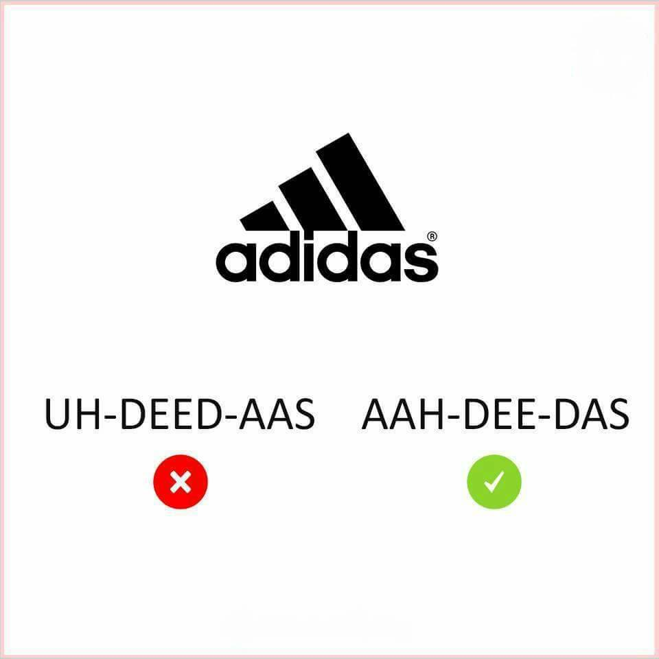 25+ Popular Brand Names You've Been Mispronouncing All This Time!