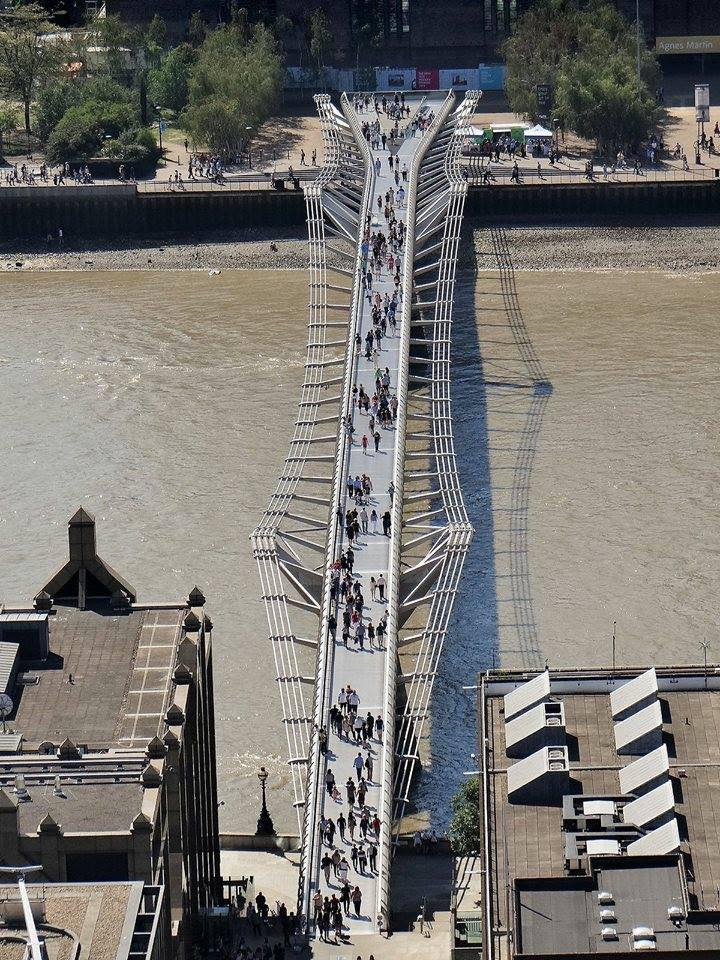 20 Most Amazing and Famous Pedestrian Bridges Around The World
