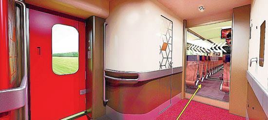 Train 18: India's Fastest and First Engine-Less Train Rolled Out