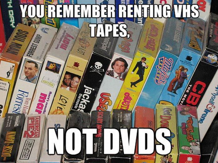 Childhood Nostalgia - 30+ Awesome Things Only 90's Kids Will Remember