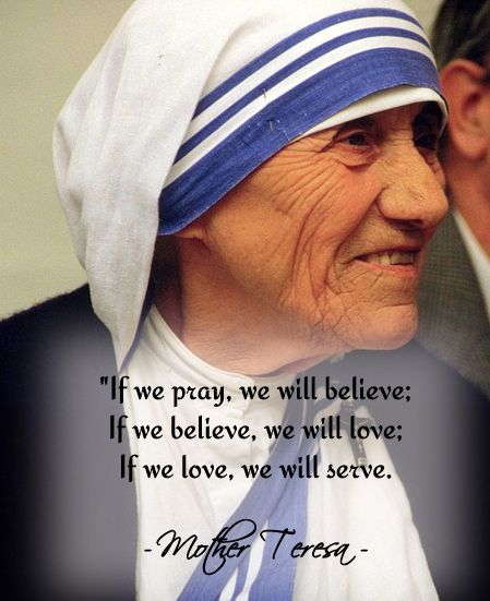 Mother Teresa Quotes and Biography
