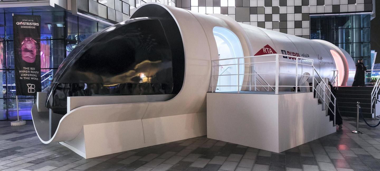 EXCLUSIVE First Look Of Hyperloop