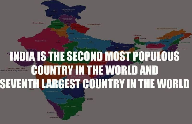 21 Amazing Facts About India