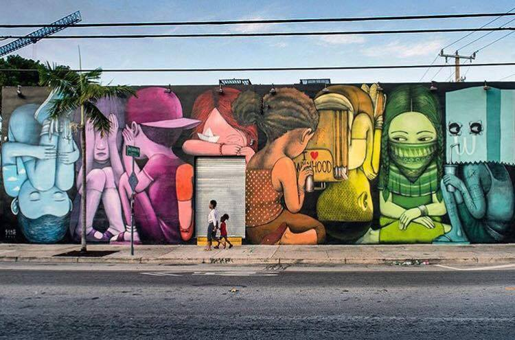 Awesome Street Art by Seth (18 Pics)