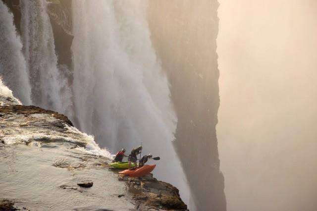 Devils Pool Victoria Falls, Zambia - The Most Dangerous Pool In The World!