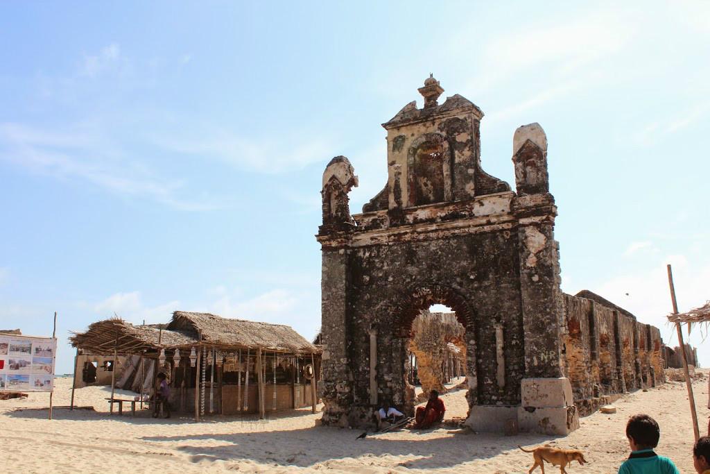 Dhanushkodi Rameshwaram - Story Of The Mysterious Abandoned Ghost Town