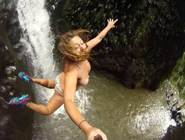 19 Extreme Selfies
