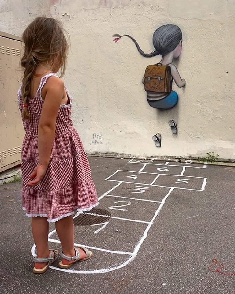 Stunning Street ART (11 Pics)
