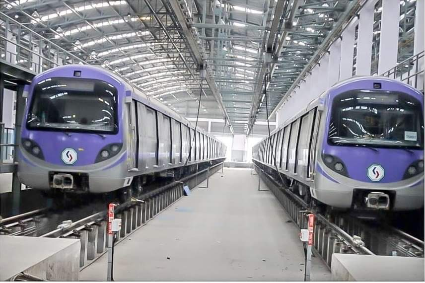 Kolkata Metro Timings, Fare, Time Table and Route Maps