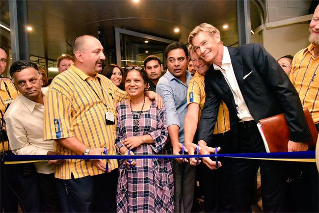 Ikea Hyderabad : IKEA opens It's first India store in Hyderabad, Telangana
