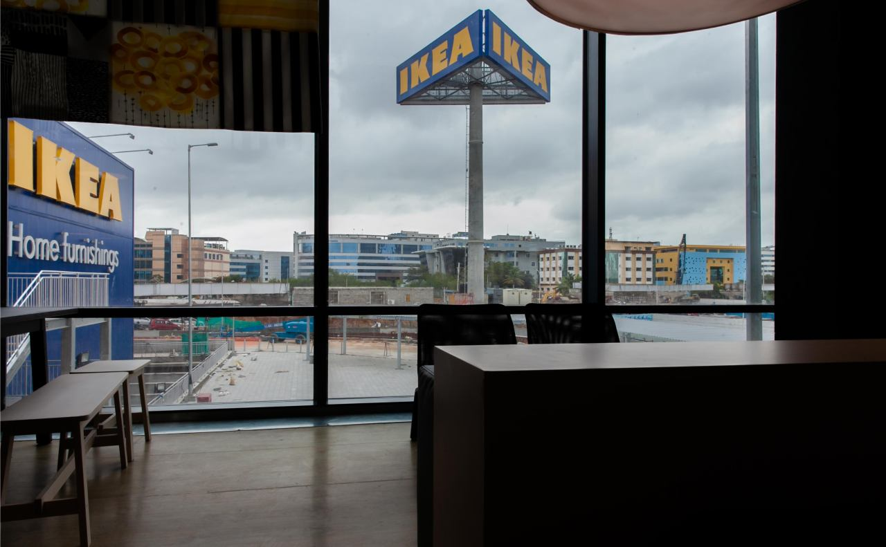 Inside The Hyderabad IKEA Store