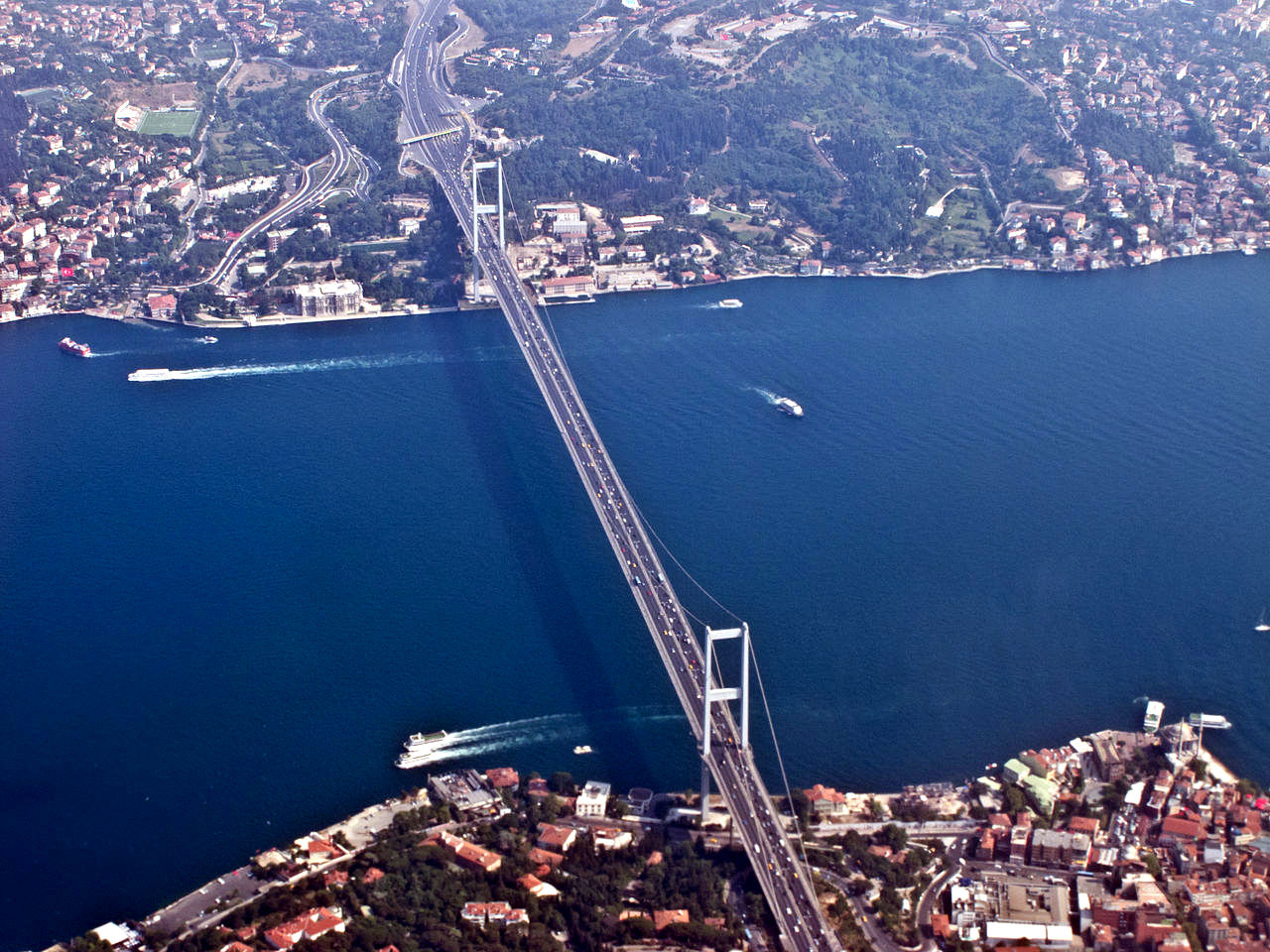 Istanbul, The City That Lies On Two Continents