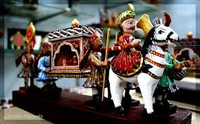 Kondapalli Toys - Beautiful and Colourful Hand-Crafted Wooden Toys