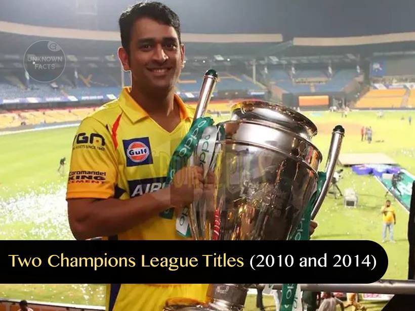 MS Dhoni: The Only Captain In The World To Win Everything Under The Sun