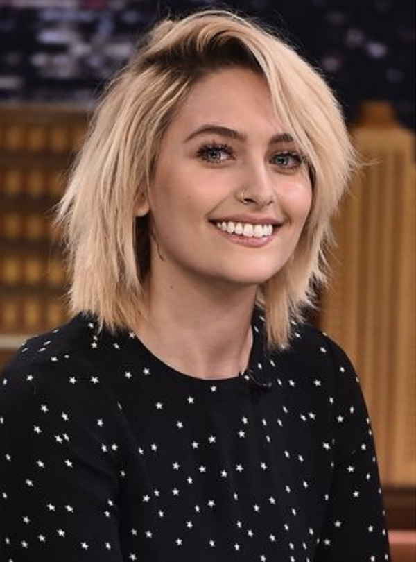 10 Stunning Photos Of Micheal Jackson's Daughter Paris Jackson
