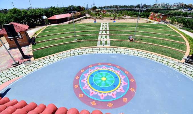 In Pics: Shilparamam at Nagole, Hyderabad, Telangana