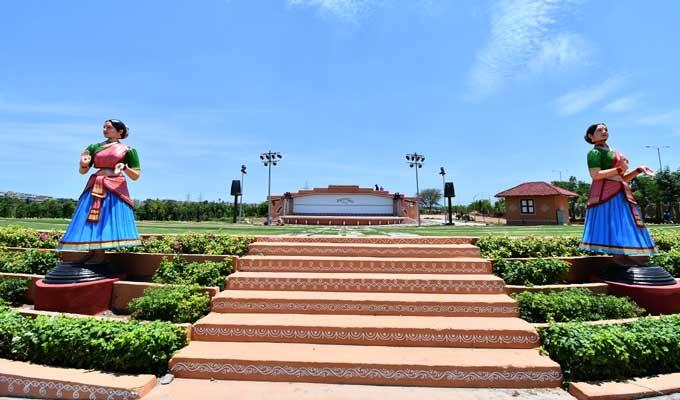 In Pics: Shilparamam at Nagole, Hyderabad, Telangana