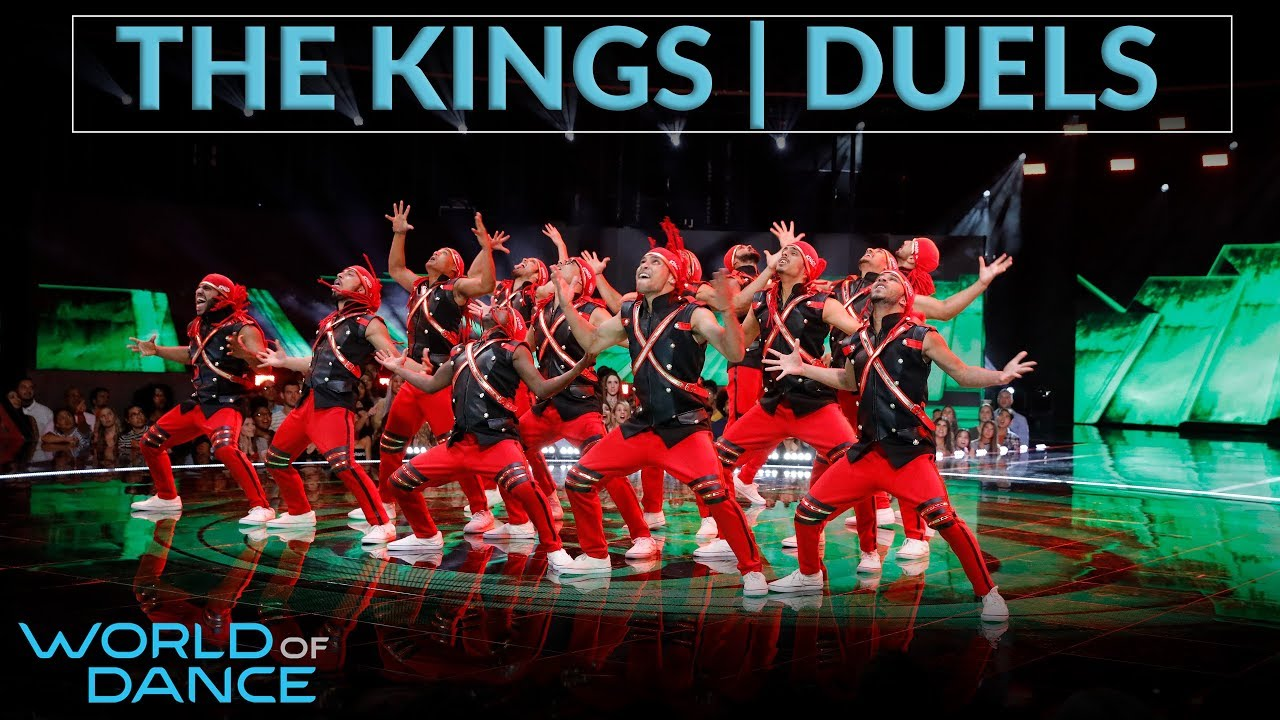 World of Dance - Most Amazing Performance By Mumbai Based Dance group The Kings