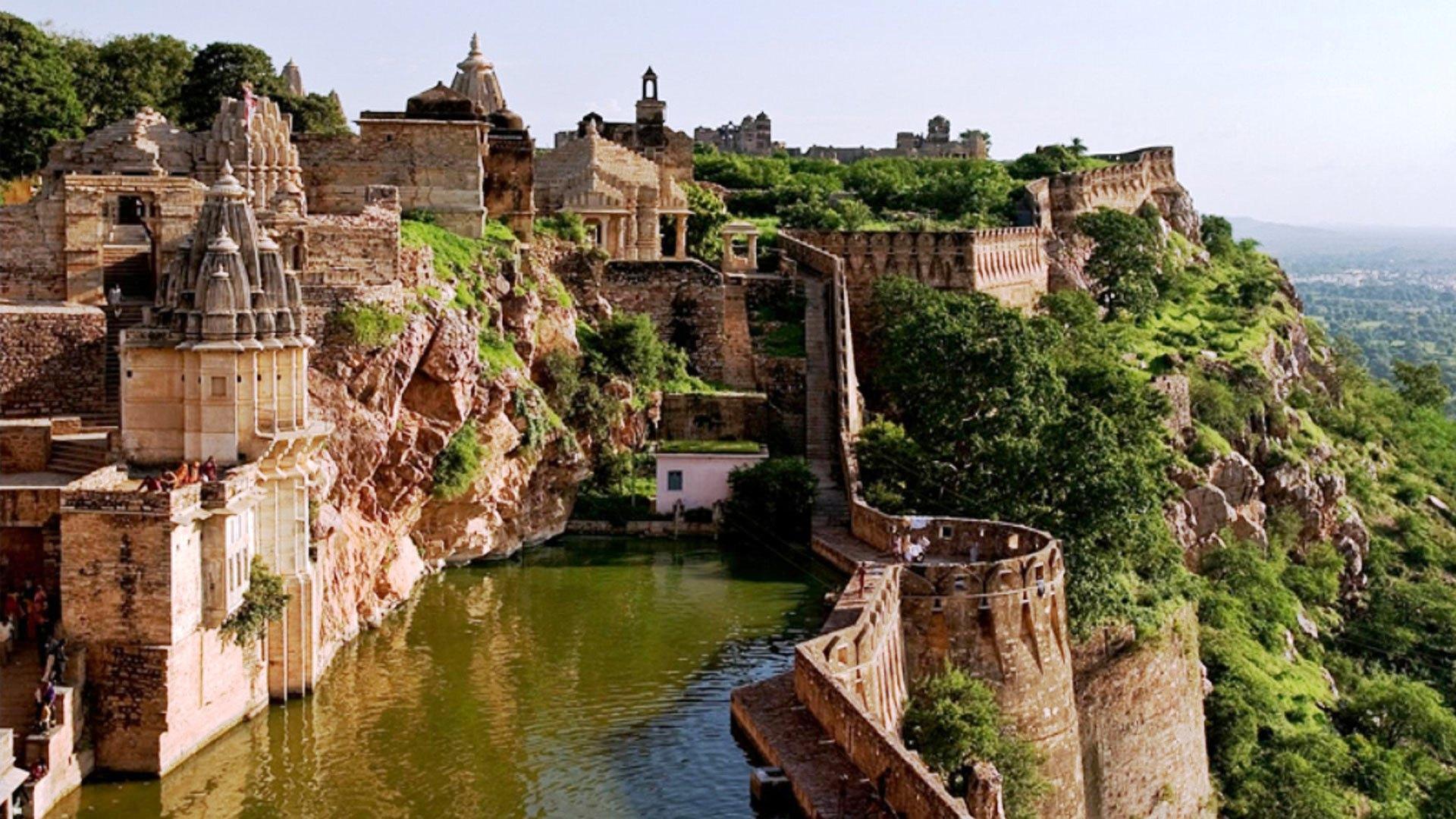 Rani Patmavati Chittorgarh Fort