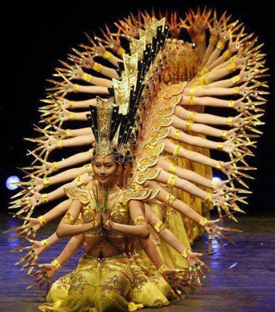 Most Amazing Chinese Dance Performance