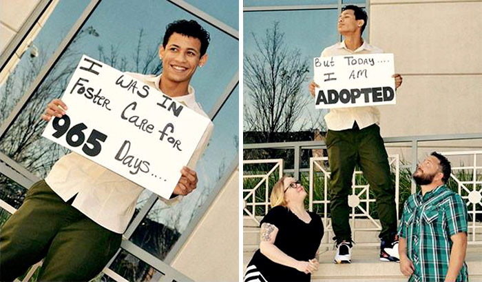 Newly Adopted Children With Heartwarming Smiles In 28 Pics