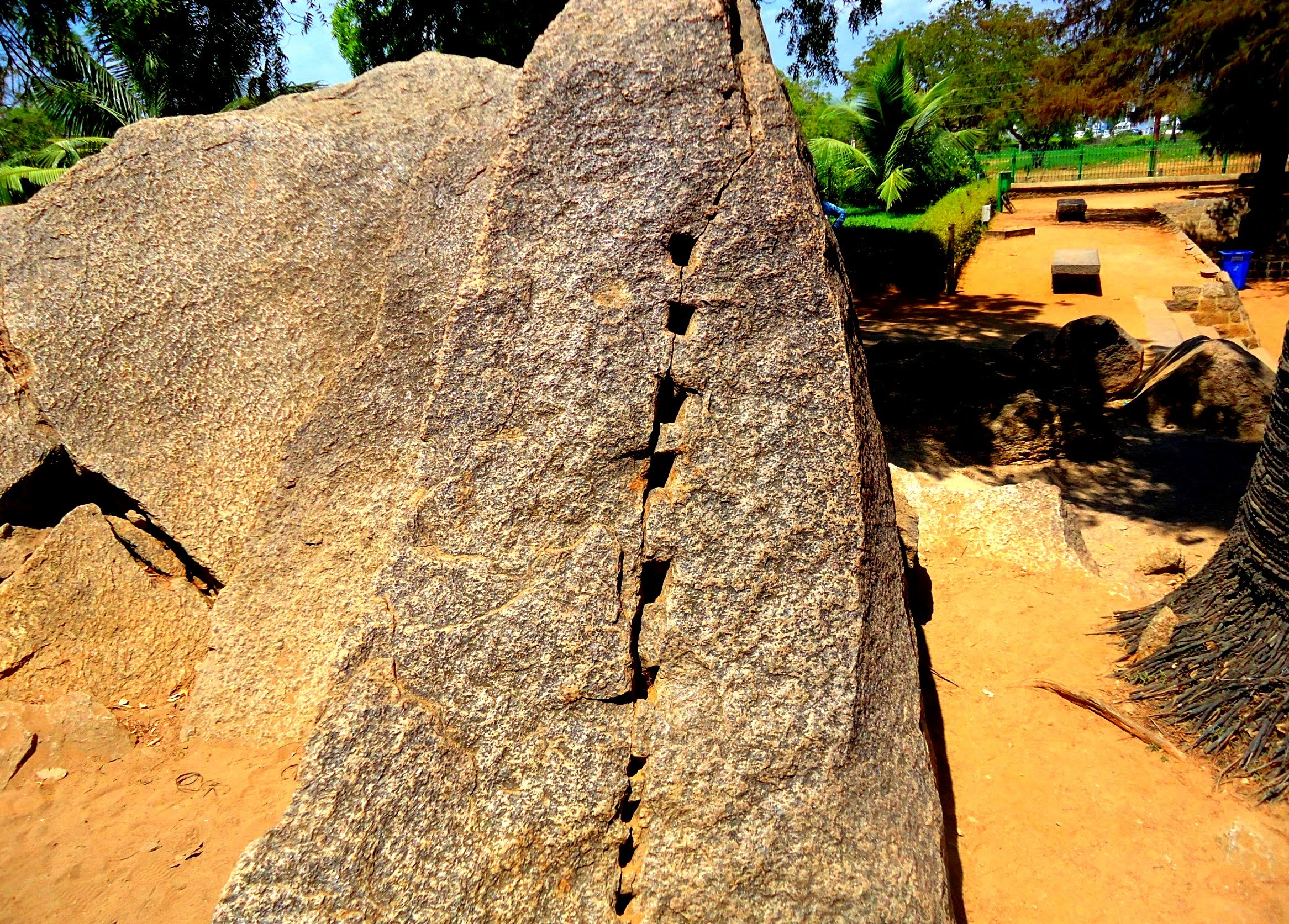 Ancient Mysteries - 1400 Year Old Advanced Ancient Drilling Technology