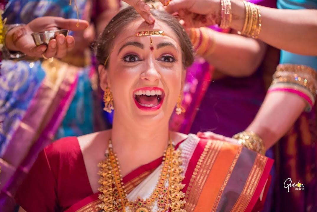 Best Indian - American wedding
