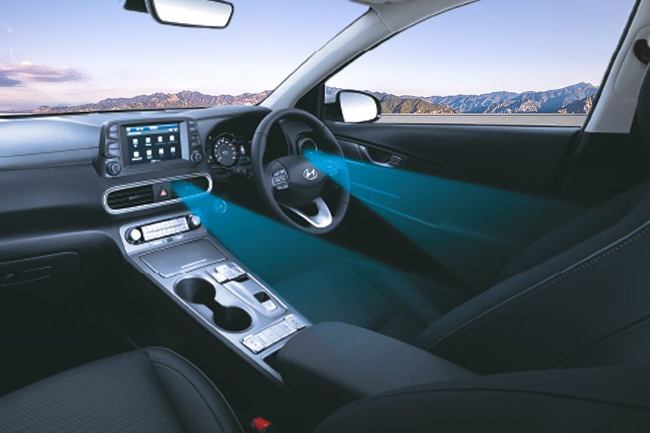 Hyundai Kona - The Much-awaited Hyundai Kona Electric SUV Launched in India