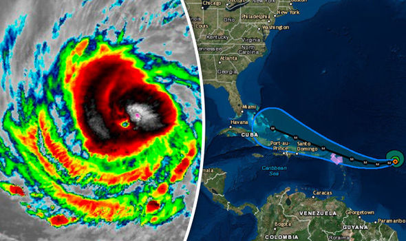 Hurricane Irma live updates: Hurricane Irma hits Caribbean, Florida