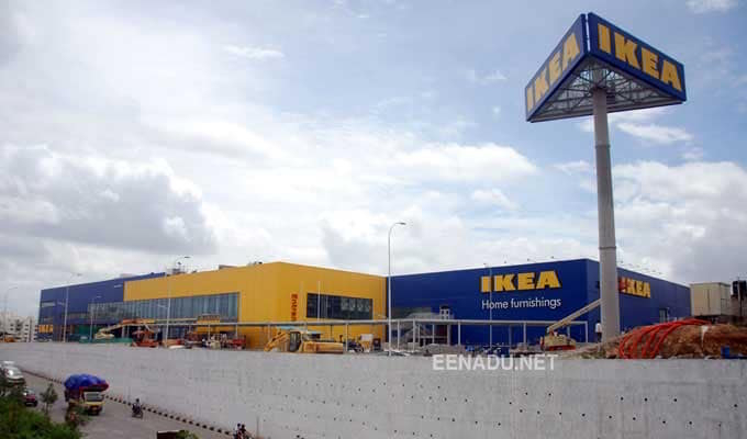World's Largest Furniture Retail Company IKEA All Set To Open in Hyderabad