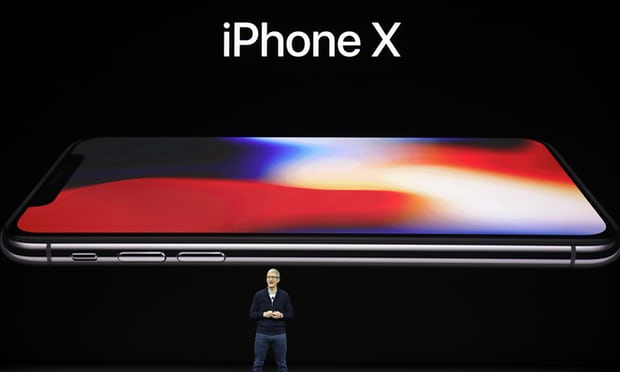Apple Launch Event : iPhone 8 & iPhone X