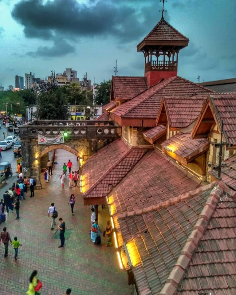 Mumbai Beauty: Mumbai Looks More Beautiful On Rainy Days (10 Pics