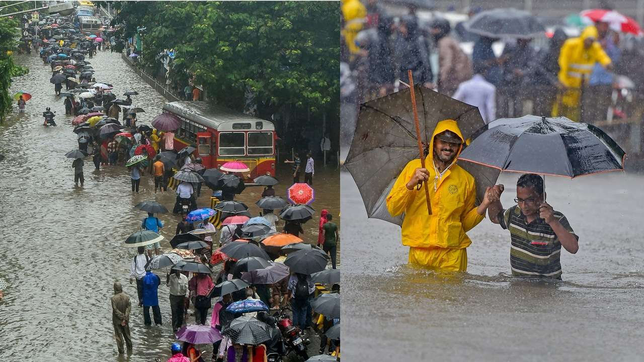 Mumbai rains LIVE UPDATES: Twitter Flooded With Rain Humor
