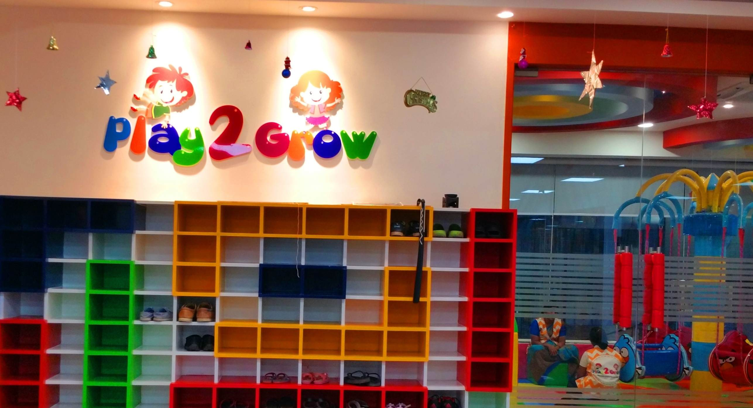 Play2Grow - Children Play Area and Entertainment Centre in Hyderabad