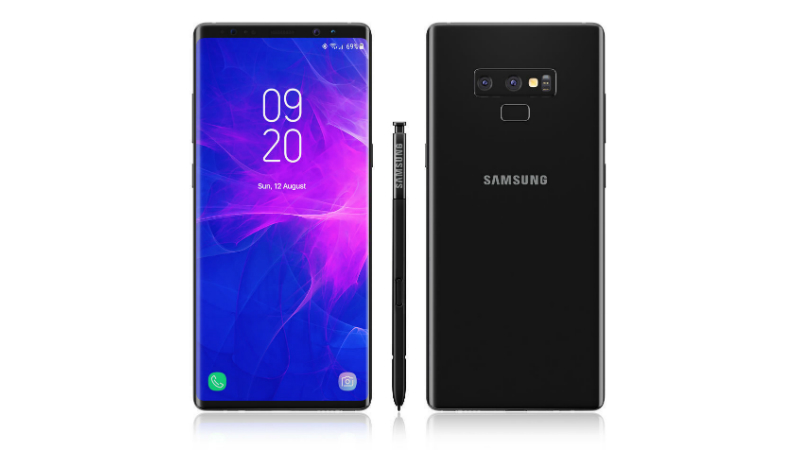 Samsung Galaxy Note 9 Hands On EVERYTHING LEAKED!