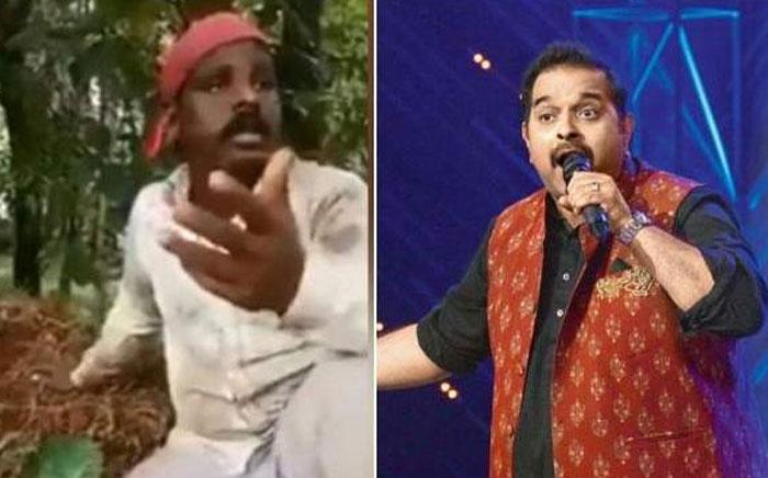 Kerala labourer Melodious Singing Goes Viral, Impresses Shankar Mahadevan