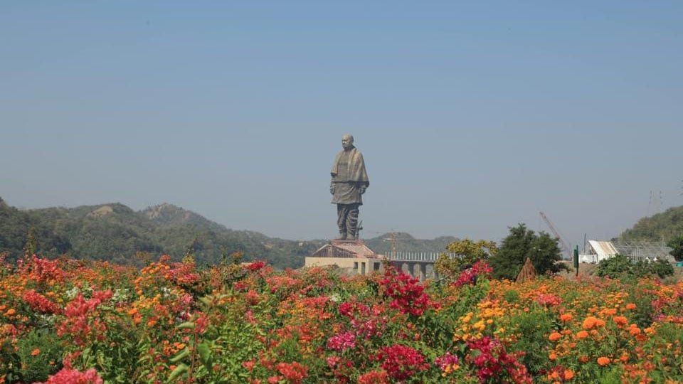 Statue of Unity: World's Tallest Statue
