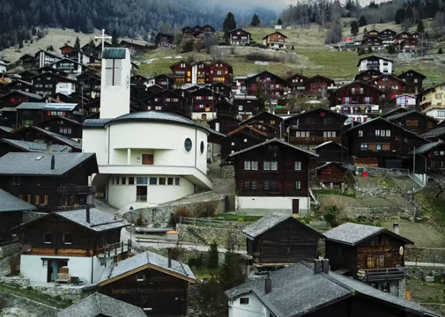 This Swiss Village From A Dream Will Pay You For Moving In (10 Pics + Video)